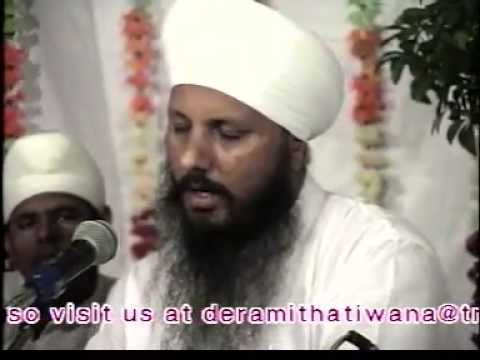 Shabad Kirtan Aarti (gagan Main Thhal Rav Chand Deepak Bane) By Sant Ajit Singh Sewapanthi video