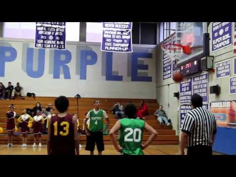 Roger Williams Middle School Basketball