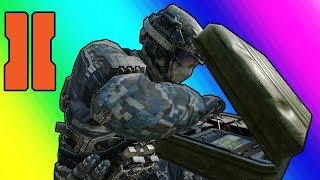 Black Ops 2 Funny Moments - Claymore Ninja!