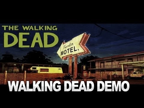 The Walking Dead Episode 2 E3 2012 Gameplay Demo - IGN Live