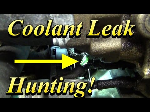 Coolant Leak Hunting Tips (Bonus Accord Thermostat Change)