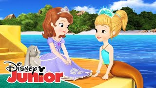 Sofia The First | The Floating Palace - Part 1| Disney Junior UK