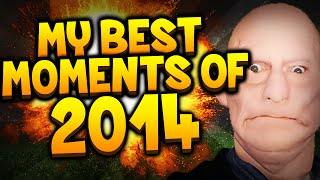MY BEST MOMENTS OF 2014 - MY DAUGHTER, RAGE AND PACK REACTIONS