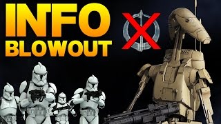 TANKS, CLONES & NO HERO PICK-UPS! - Star Wars Battlefront 2 News