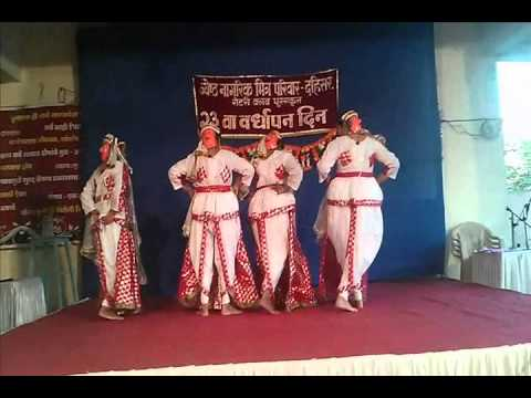 Aare Ja Re Hat Natkhat Dance performance