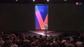 LG V30: Unveiling Event Top Highlights