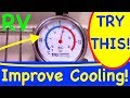 Improve RV Fridge Cooling (TRY THIS!)