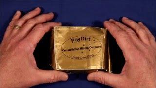 Lyra's Alaskan Gold Panning Paydirt
