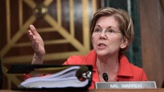 Sen. Warren dodges questions about Trump's tax reform plan