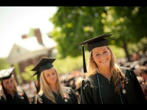 Bucknell University's Commencement Celebration