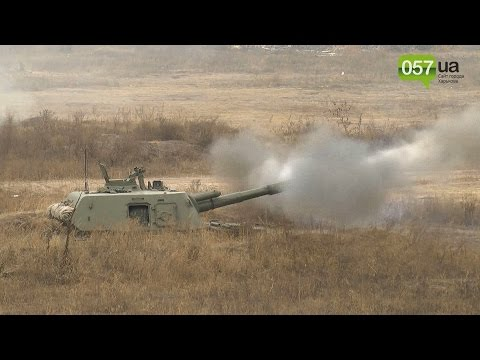 Самая мощная гаубица: САУ Акация на вооружении украинской армии