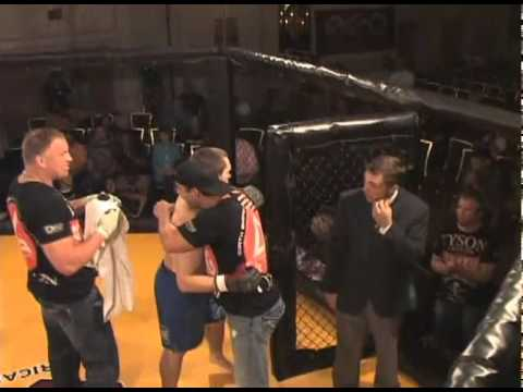 Muay Thai vs Judo - Jeff Bermani vs Joe Powers - MMA Amateur Image 1