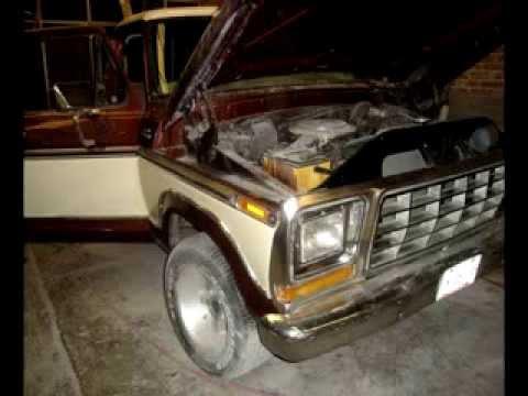 MI FORD 1977 A 1979. PINTOR OSCAR. J. ROSAS, GTO. MEX.