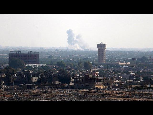 کشته شدن یکصد نفر در درگیری ارتش مصر با شبه نظامیان حامی داعش