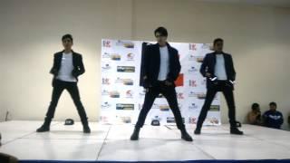 OEO - Xia Junsu + INTRO (dance cover)