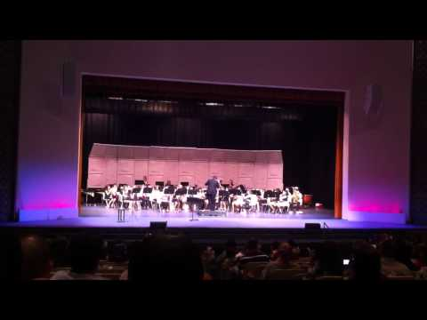 Voodoo Dance by Clack Middle School Honors Band