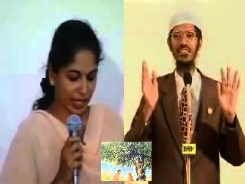Bangla Faq263 To Zakir Naik: Paap-er Utsho (original Sin) Samporke Kichhu Bolte Parben? video