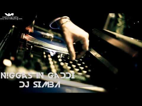 N!ggas In Paris- Jazzy B Gaddi Remix  - Dj SimBa