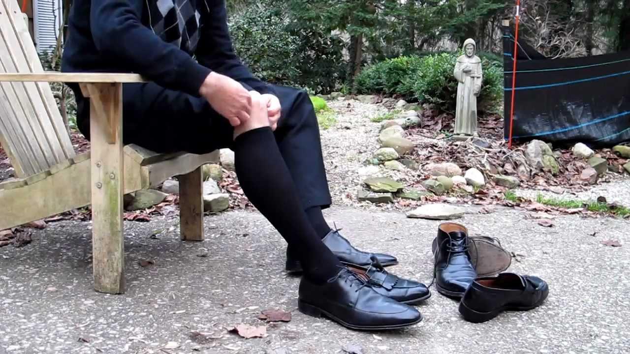 Mens dress shoes black pictures