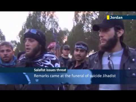"Syrian Jihad: Salafist leader threatens Israel: ""After Damascus we march on Tel Aviv"""