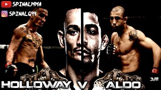 Jose Aldo vs Max Holloway Promo [fanmade]