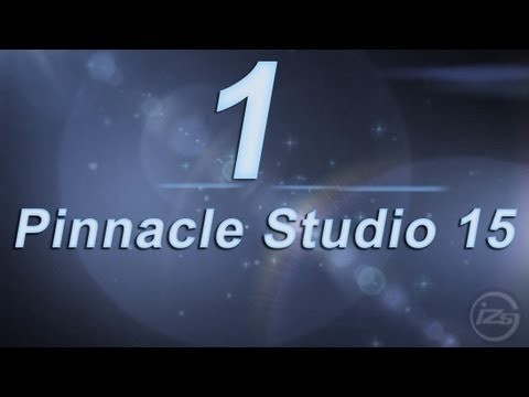Уроки Pinnacle Studio 15 - видео