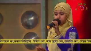 নবী মোর পরশ মনি || By Miftahul Jannat || Bangla islamic song 2017