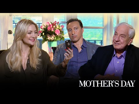 Sit Down With the Stars: Watch Kate Hudson FaceTime w/ Matthew Hoffman's Mom, Lorraine!