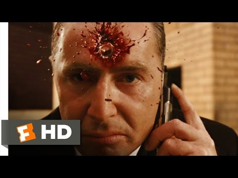 Wanted Movie Clip - watch all clips http://j.mp/wwBPxH click to subscribe http://j.mp/sNDUs5 Mr. X (David O'Hara) performs superhuman feats to kill four woul...