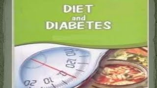 Diabetes Care and Nutrition |Balanced Diet for life | Blood-sugar control | Foods to control शुगर