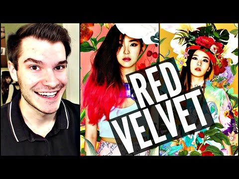 Teaser Reaction: Red Velvet happiness [+ Sm Problems??] | Awkward Kpop video
