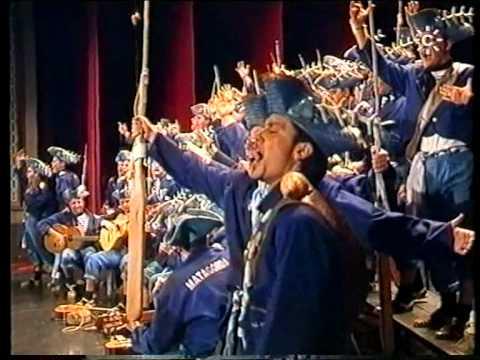 Coro - Los Voluntarios | Actuación Completa | FINAL | Carnaval 2002