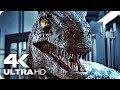 Jurassic World 2 All Trailers 4K UHD (2018) Fallen Kingdom
