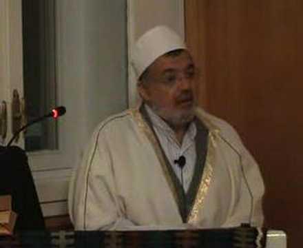 Ali Ramazan Dinç / Veladet Kandili 2008 ( 1. Bölüm )
