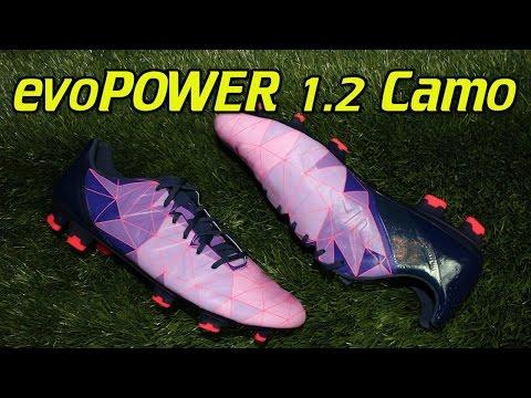 Puma evoPOWER 1.2 Camo - Review + On Feet