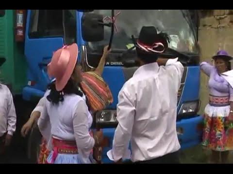 SANTIAGO EN SAPALLANGA 2013 - FAM. GUTIERREZ