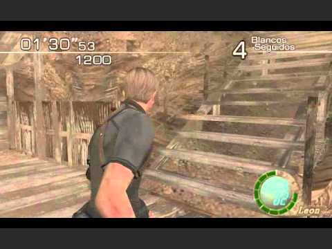 Resident Evil 4 Mercenarios Part 3 (loquendo)