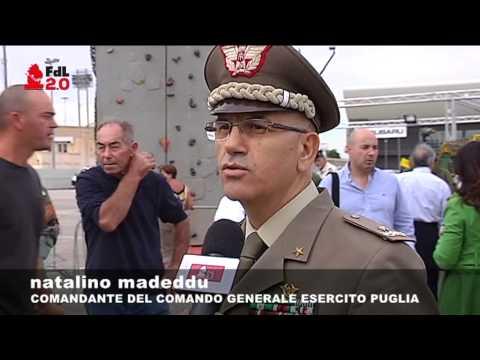 LA FIERA DEL LEVANTE OSPITA ANCHE QUEST'ANNO L'ESERCITO ITALIANO
