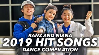 2019 Hit Songs Siblings Dance | Ranz and Niana ft natalia