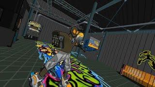 Jet Set Radio HD Chapter 2 Rival Piranha Mission 15