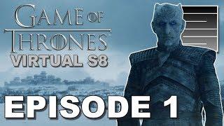 "Game Of Thrones Season 8 Episode 1 - ""The Last Hearth"" |  Boston University Virtual Final Season"