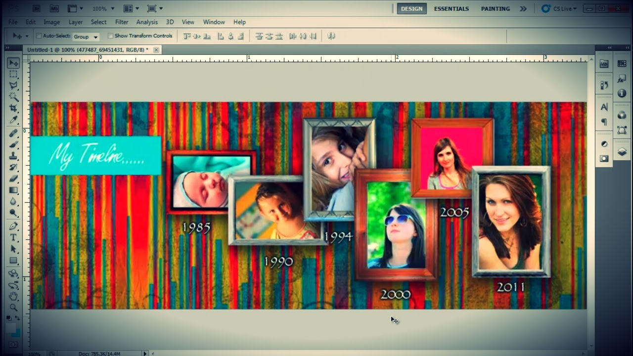 Photo Page: How To Design A Facebook Cover Page Using Your Photographs