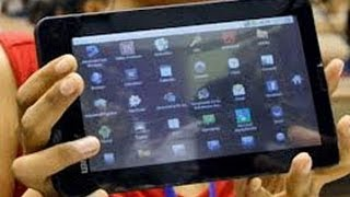 Aakash2 tablet_ Tuli defends made-in-China tag - NewsX