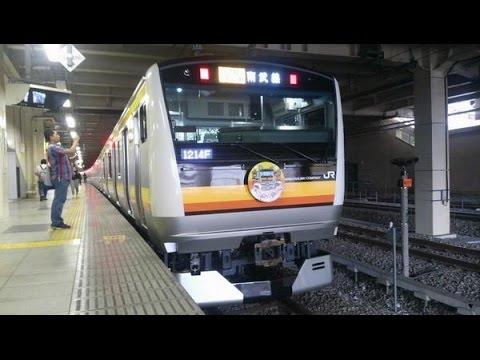 【南武線】E233系8000番台 N1編成 川崎→立川 【前面展望】