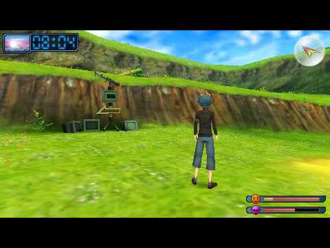 Digimon World Re:digitize Gameplay [psp] video