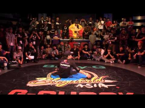 女力[NuLi]【Citywar Bboy 1 vs 1】Semifinal-2 Taower vs Blue
