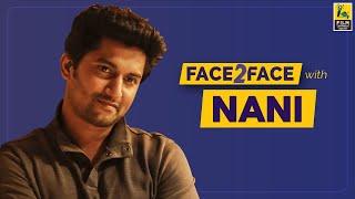 Nani Interview With Baradwaj Rangan   Jersey   Face 2 Face