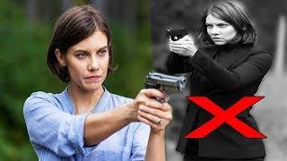 Lauren Cohan Dizi İptali ve Maggie Geri Dönüşü