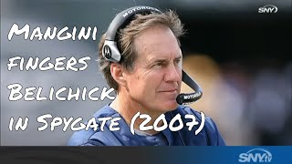 Oh Yeah...2007: Eric Mangini and Spygate
