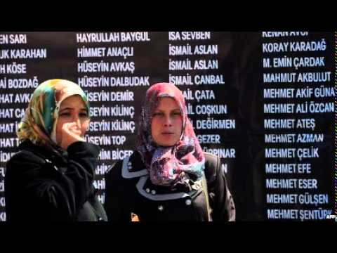 Soma mine bosses appear in Turkey court on murder charges